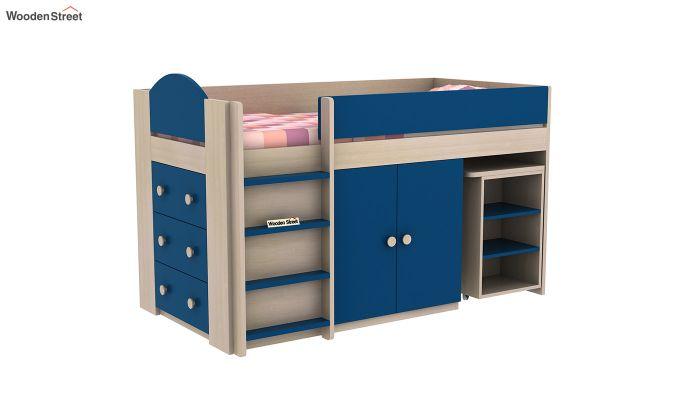 Crissa Bunk Bed (Electric Blue)-3