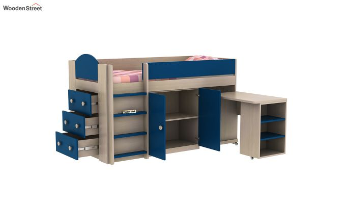 Crissa Bunk Bed (Electric Blue)-6