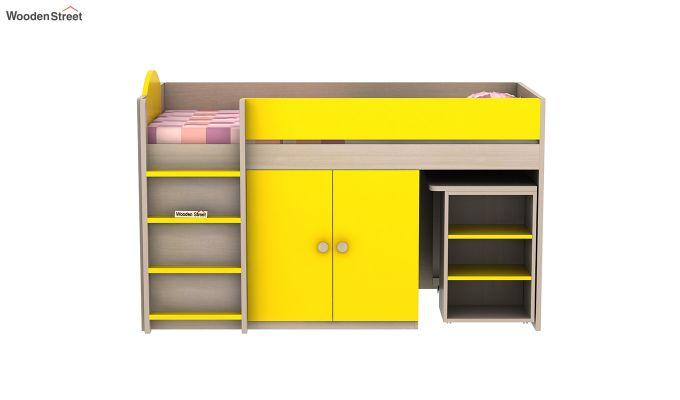 Crissa Bunk Bed (Marigold Yellow)-5