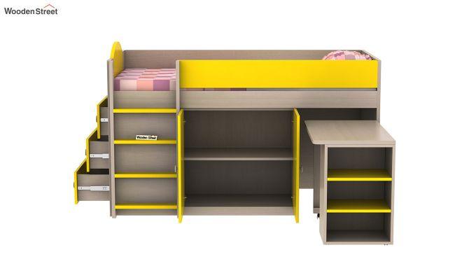 Crissa Bunk Bed (Marigold Yellow)-7