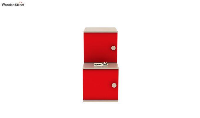 Grace Bunk Bed (Cardinal Red)-12
