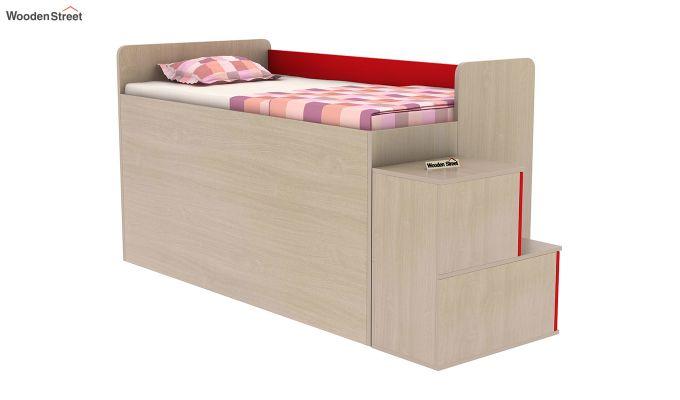 Grace Bunk Bed (Cardinal Red)-9