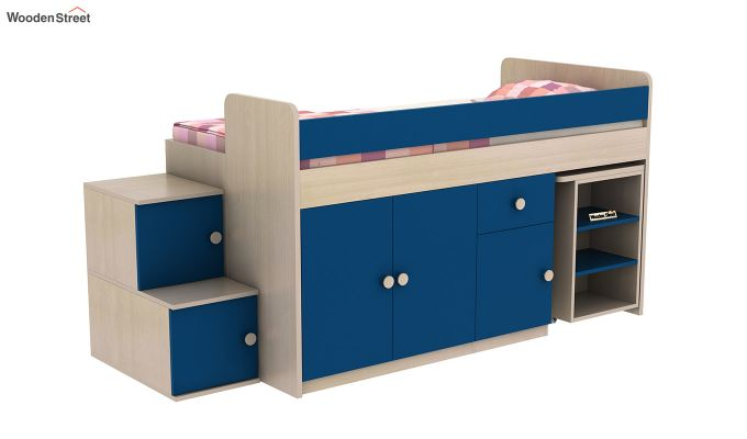 Grace Bunk Bed (Electric Blue)-3