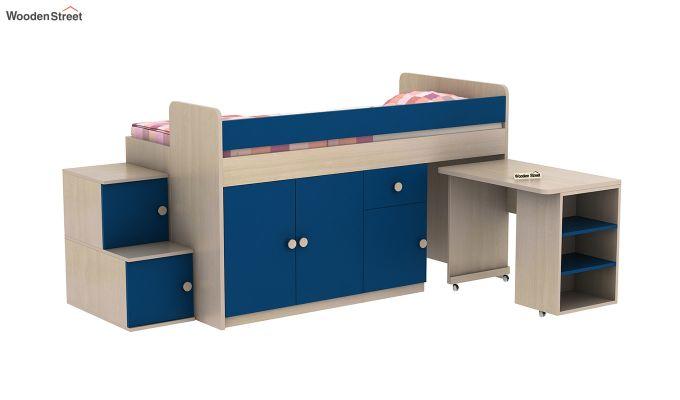 Grace Bunk Bed (Electric Blue)-5