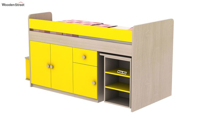 Grace Bunk Bed (Marigold Yellow)-4