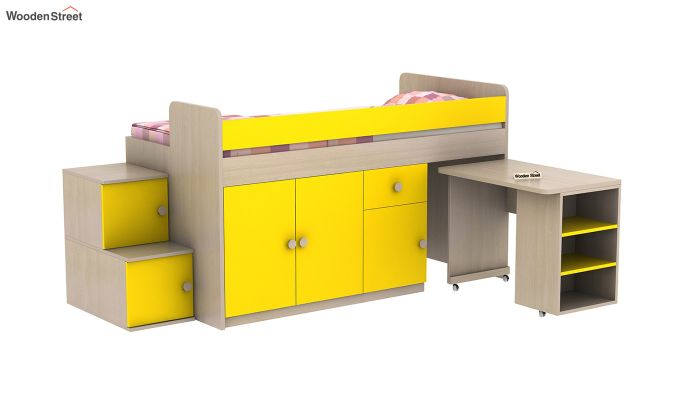 Grace Bunk Bed (Marigold Yellow)-5