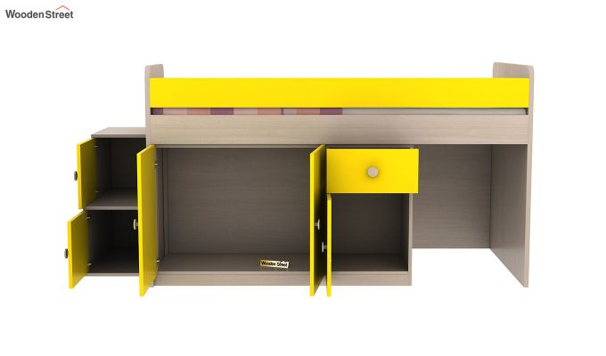 Grace Bunk Bed (Marigold Yellow)-8