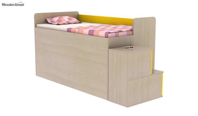 Grace Bunk Bed (Marigold Yellow)-9