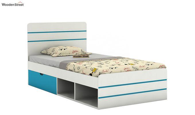 Honeydew Kids Bed With Storage (Celestial Blue)-2