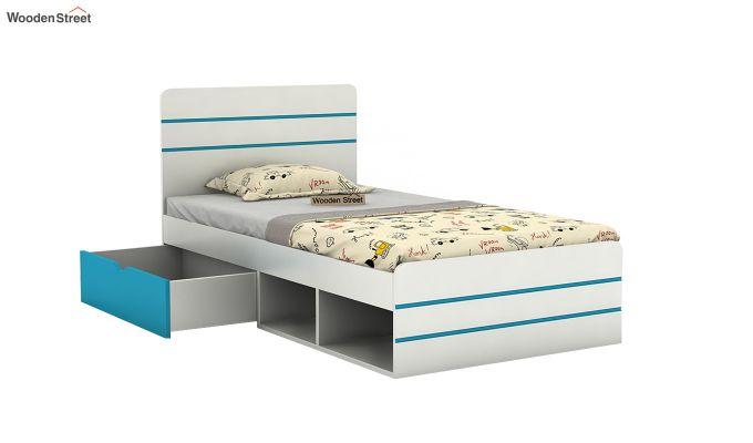 Honeydew Kids Bed With Storage (Celestial Blue)-4