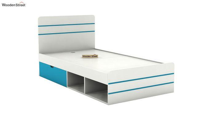 Honeydew Kids Bed With Storage (Celestial Blue)-5