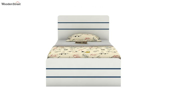Honeydew Kids Bed With Storage (Electric Blue)-3