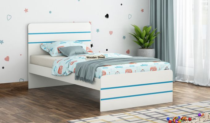 Honeydew Kids Bed Without Storage (Celestial Blue)-1