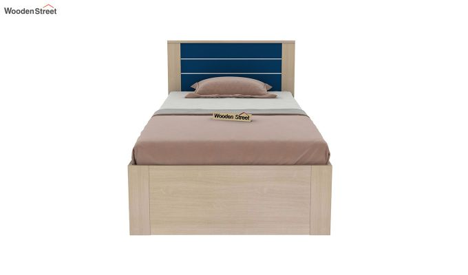 Marina Kids Bed With Storage (Electric Blue)-3