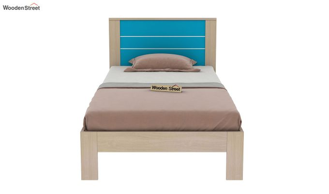 Marina Kids Bed Without Storage (Celestial Blue)-5