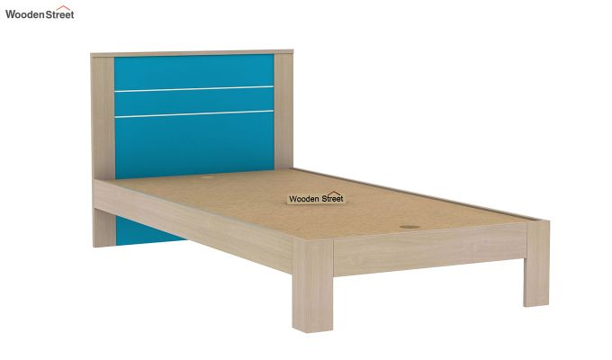 Marina Kids Bed Without Storage (Celestial Blue)-6
