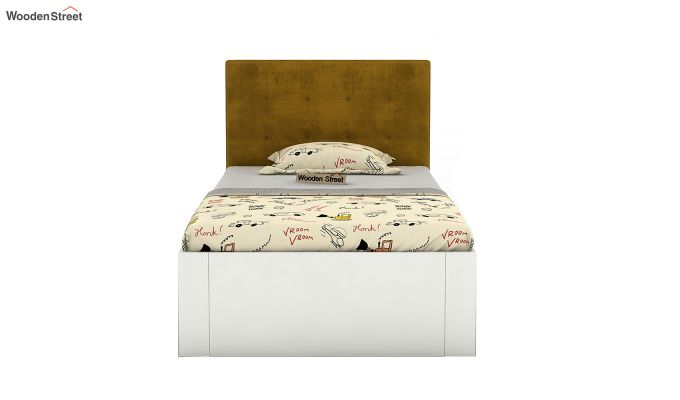 Wagner Kids Bed With Storage (Chestnut Brown)-3