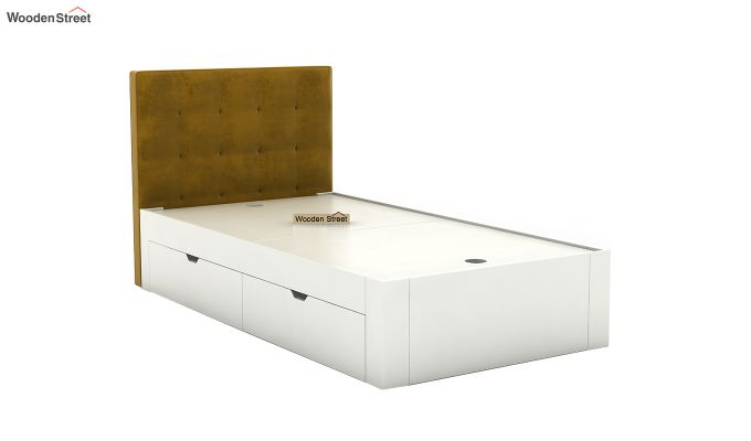 Wagner Kids Bed With Storage (Chestnut Brown)-5