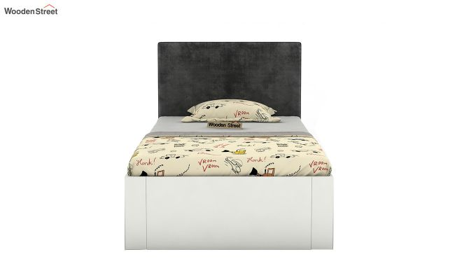 Wagner Kids Bed With Storage (Graphite Grey)-3