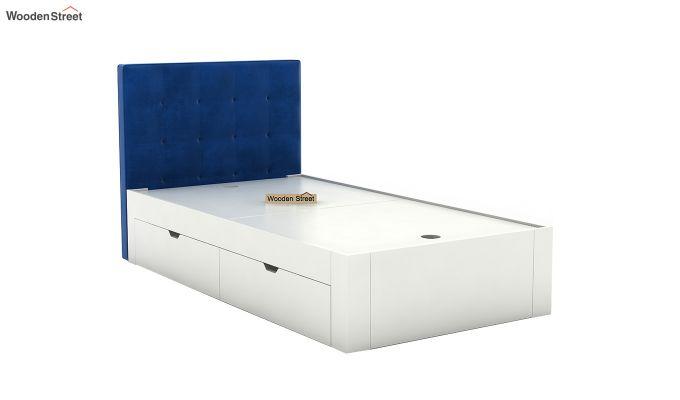 Wagner Kids Bed With Storage (Indigo Blue)-5