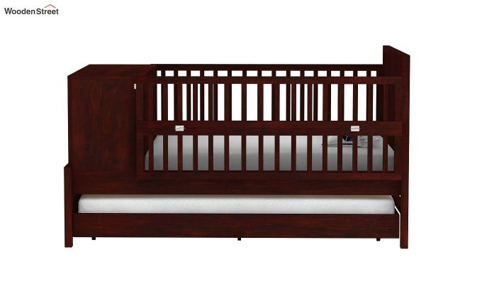 Carson Kids Trundle Bed With Crib-3