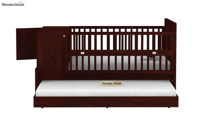 Carson Kids Trundle Bed With Crib-6