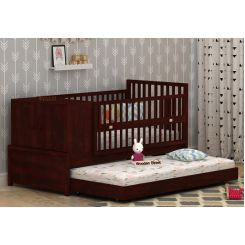 Carson Kids Trundle Bed With Crib