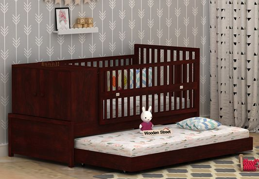 Wooden cribs India
