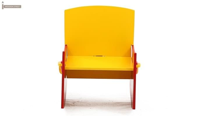 Zinnia Kids Chair (Red)-2