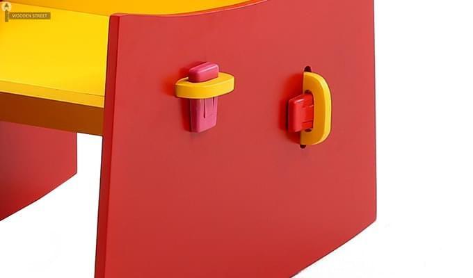 Zinnia Kids Chair (Red)-5