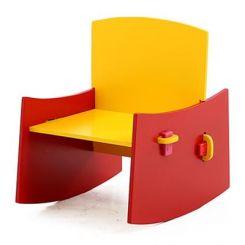 Zinnia Kids Chair (Red)