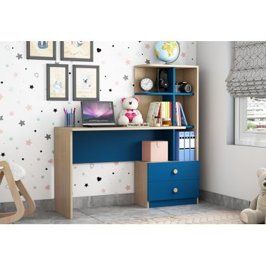Candyland Kids Study Table (Electric Blue)