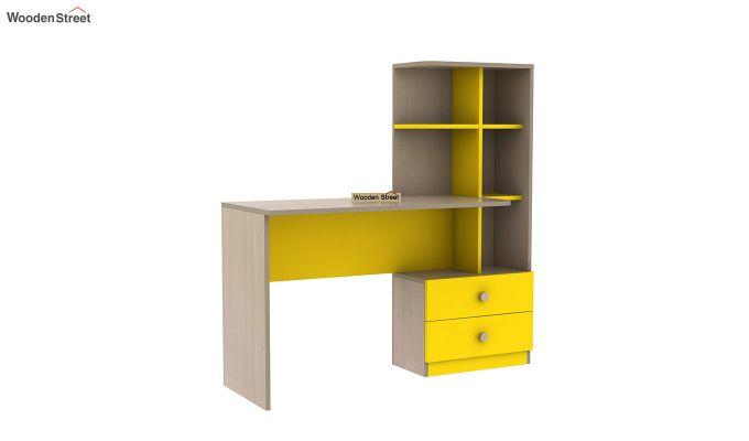 Candyland Kids Study Table (Marigold Yellow)-2
