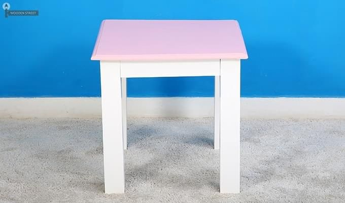 Tinker Kids Study Table (Pink Color)-4