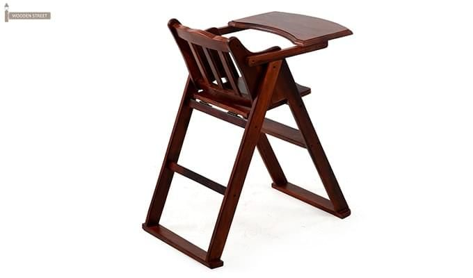 Donald Kids Study Table (Teak Finish)-3