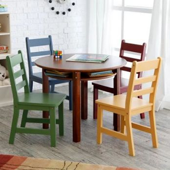 Colorful Kids Study Table For Childerns