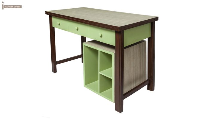 Zini Kids Study Table (Green)-2