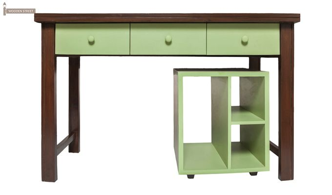 Zini Kids Study Table (Green)-3