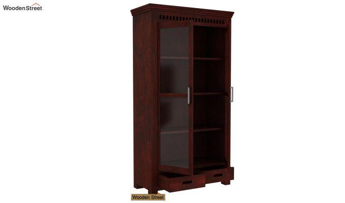 Adolph Kitchen Cabinet (Mahogany Finish)-3
