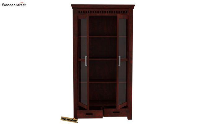 Adolph Kitchen Cabinet (Mahogany Finish)-4