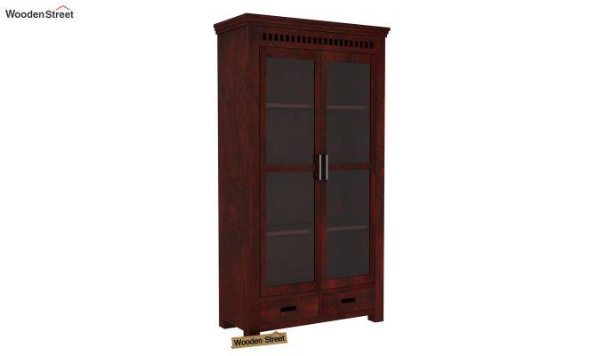 Adolph Kitchen Cabinet (Mahogany Finish)-5