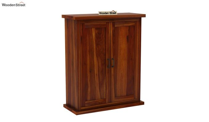 Apex Kitchen Cabinet (Honey Finish)-3