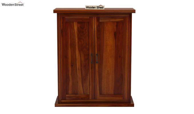 Apex Kitchen Cabinet (Honey Finish)-4