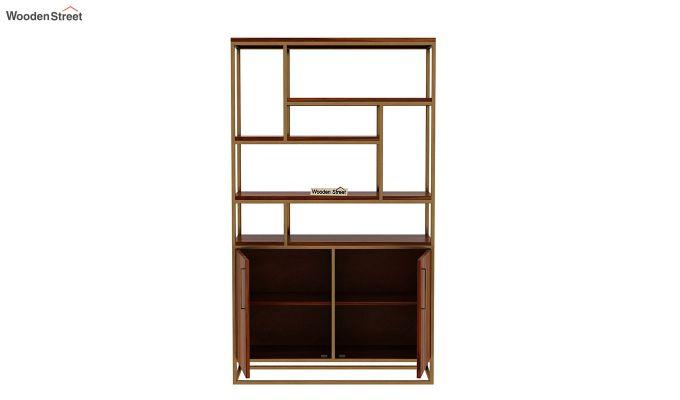 Atris Kitchen Cabinet (Honey Finish)-5