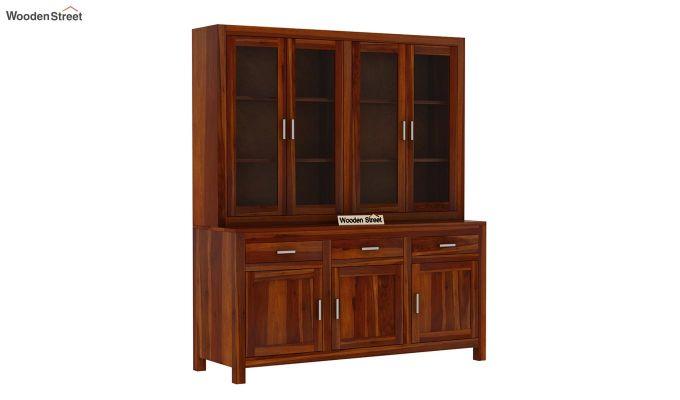 Bago Kitchen Cabinet (Honey Finish)-3