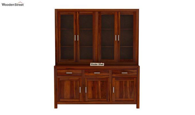 Bago Kitchen Cabinet (Honey Finish)-4