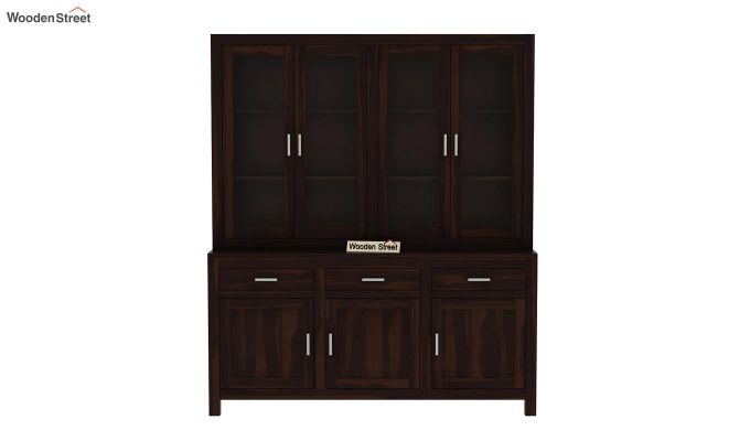 Bago Kitchen Cabinet (Walnut Finish)-4