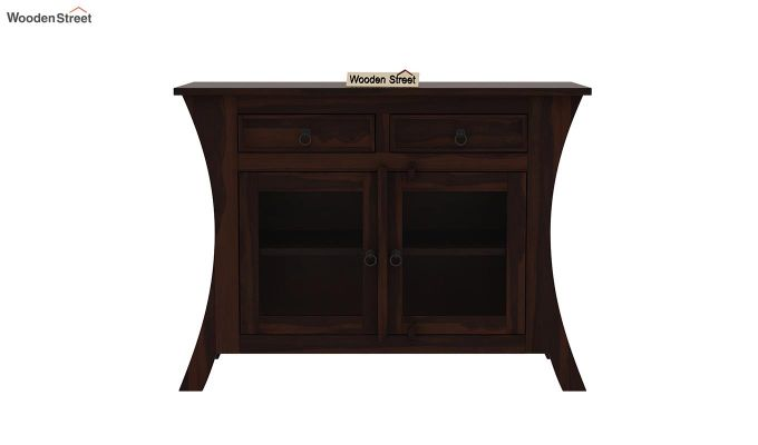 Picard Kitchen Cabinet (Walnut Finish)-3