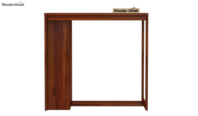 Leron Kitchen Island (Honey Finish)-5