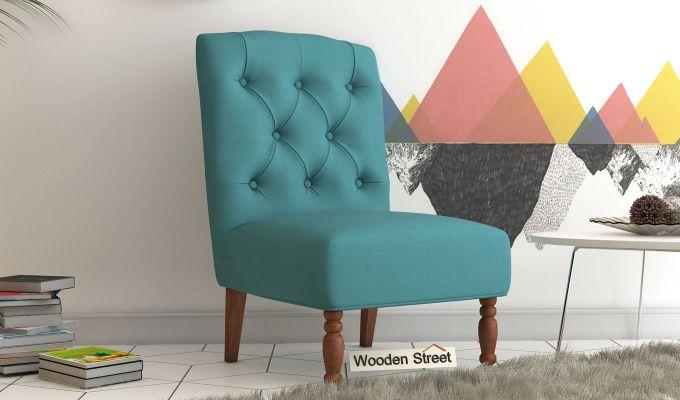Acuff Lounge Chair (Aqua Marine)-1